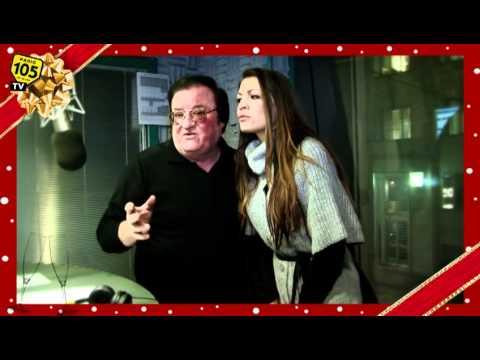 Auguri Di Natale 105.Tanti Auguri Da Radio 105
