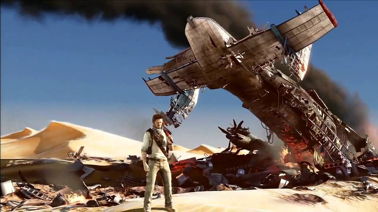 Uncharted 3 Drakes Deception Trailer