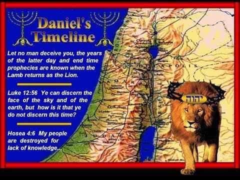Daniel's Timeline! The tribulation has begun...