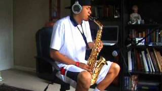 Drake - Fall For Your Type - Alto Saxophone by charlez360