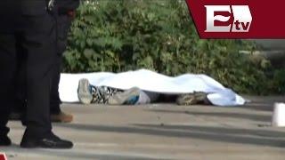 Balean y asesinan a 3 integrantes de una familia en Ecatepec, Edomex/ Titulares