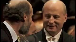 Arvo Pärt Silhouette, World Premiere, Orchestre de Paris with Paavo Järvi conductor