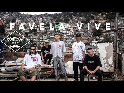 Favela Vive (Cypher) - ADL, Sant, Raillow & Froid (prod. Índio) [+DOWNLOAD/LETRA]