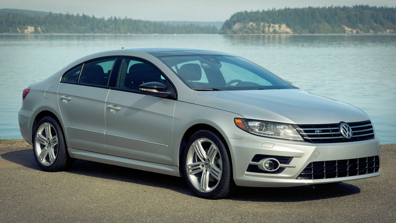 2017 volkswagen cc r line drive and design youtube. Black Bedroom Furniture Sets. Home Design Ideas