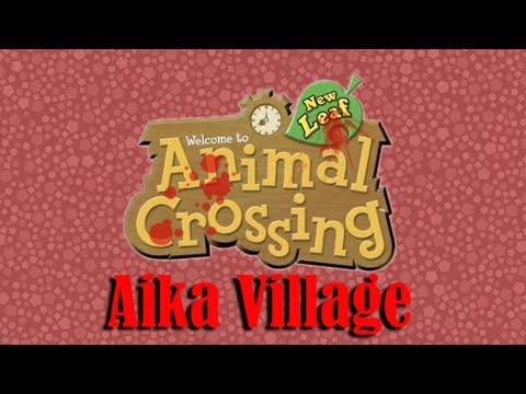 Animal crossing new leaf aika village into the nightmare for Animal crossing new leaf arredamento