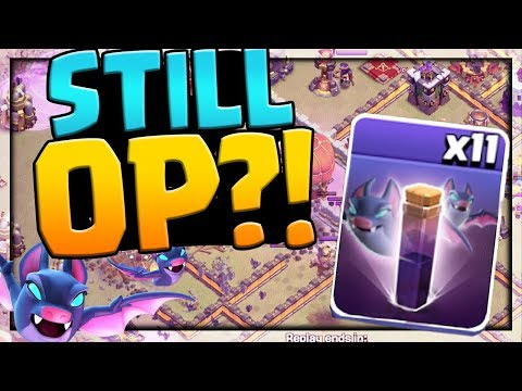 STILL BROKEN?! Bat Spells In Clash Of Clans Update