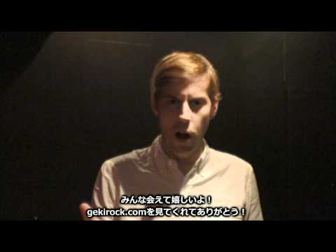 JACK'S MANNEQUIN | 激ロック動画メッセージ