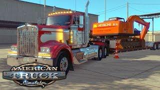 American Truck Sim | Operation Big Sur Delivery