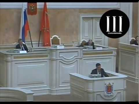 Спикер Законодательного собрания Макаров: Петербург — великий православный город планеты Земля