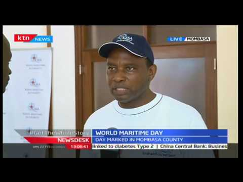 Maritime Day celebrated in Mombasa despite Kenya's maritime row with Somalia, News Desk 20/09/16