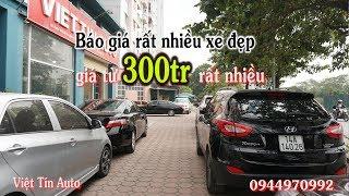 Báo giá rất nhiều xe tại salon  0944970992 -VIETTIN AUTO