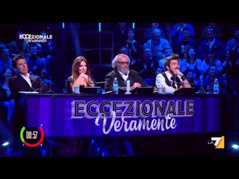 Enzo Costanza, imitatore di cantanti
