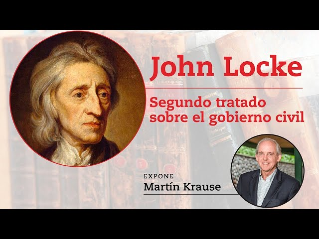 Martín Krause sobre John Locke:
