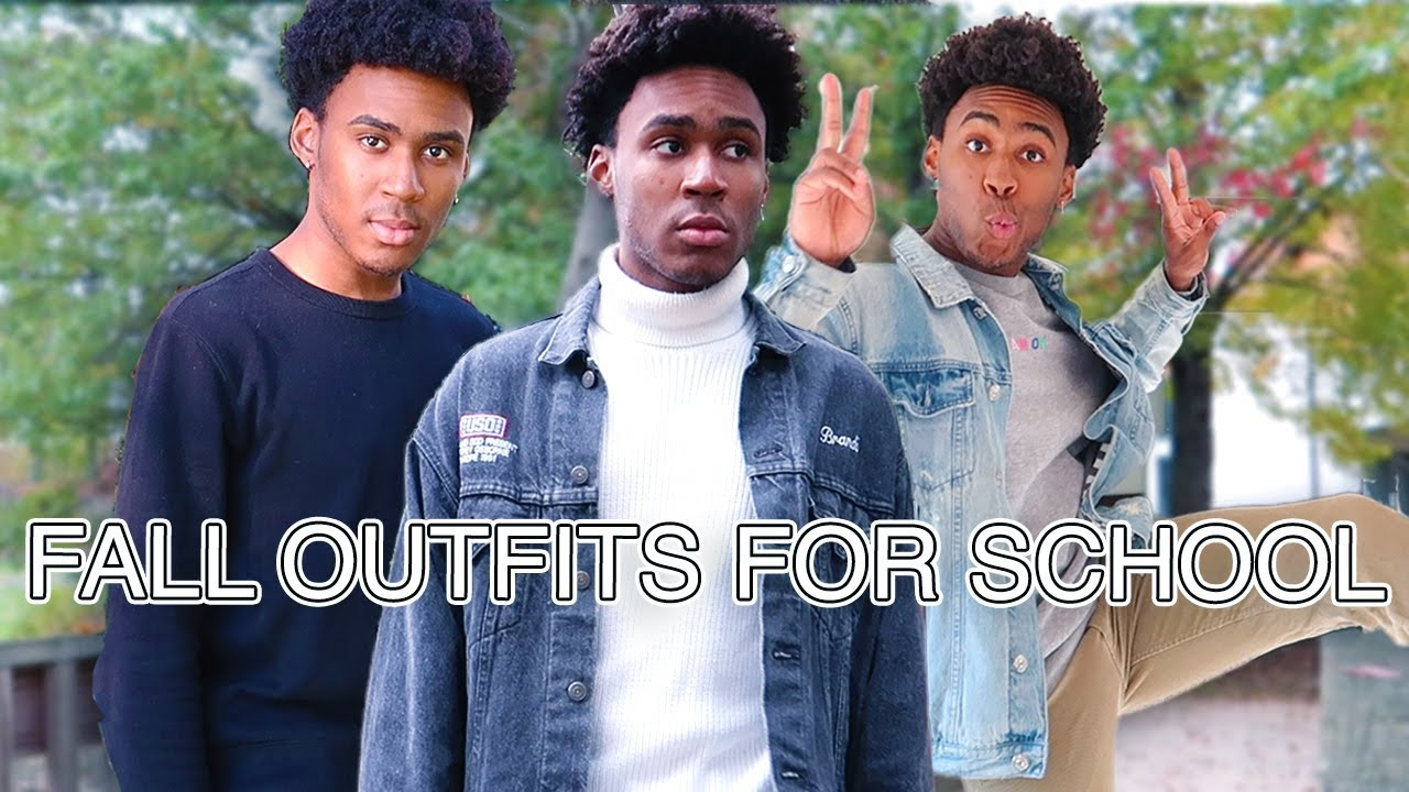 [VIDEO] - fall/winter college outfit ideas (if you don't know what to wear) 2
