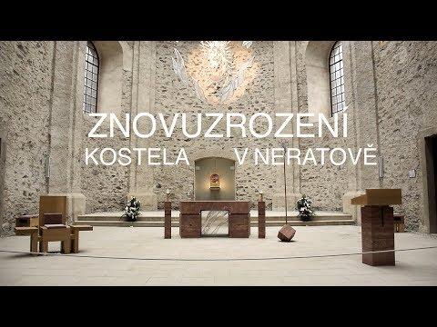 Znovuzrozený kostel v Neratově - minidokument