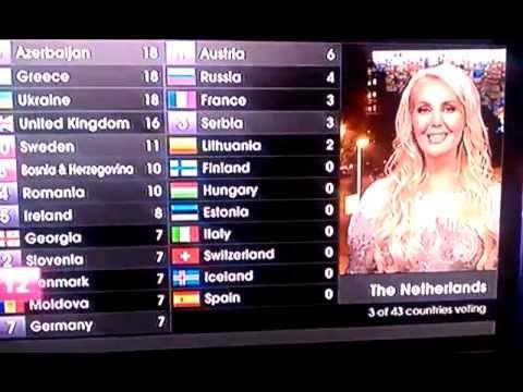 A friend in London Eurovision 2011 Denmark-I want