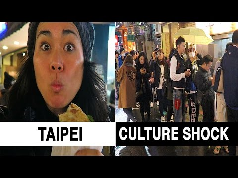 TAIPEI CULTURE SHOCK |  7 THINGS TO LOVE OR HATE