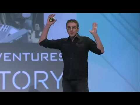 Pablos Holman, Inventor -Hacking Creativity -SU Global Summi