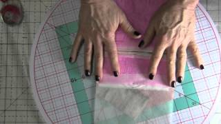 Jaygo - Join As You Go, Joining Quilt Blocks In The Hoop (For Quilt as You Go Projects)