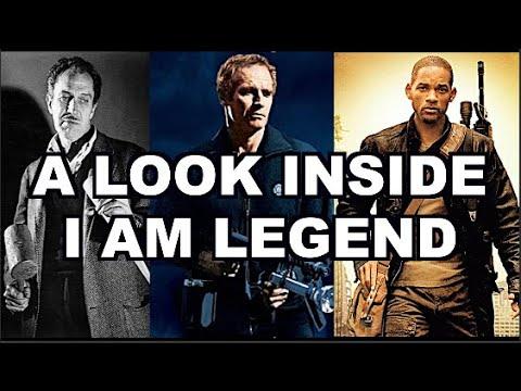 A Look Inside I Am Legend