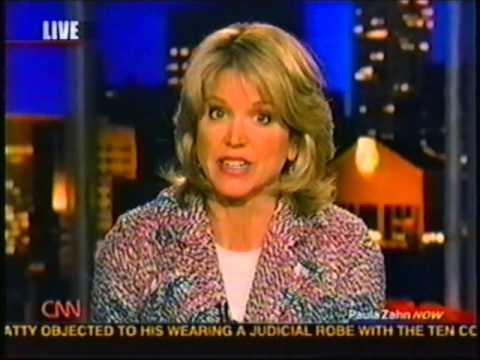 CNN Now w/Paula Zahn 2004 - CSM Greer