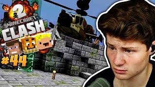 Traurig & Paranoid.. :( | Minecraft CLASH 2 #44 | Dner