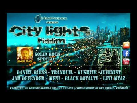 City Lights Riddim - Solid Rock Special (D Rebell...