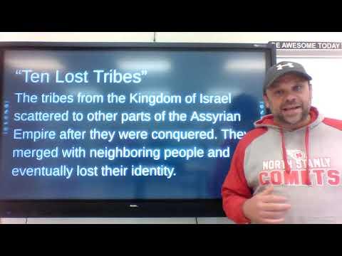 Ancient Israel Vocabulary
