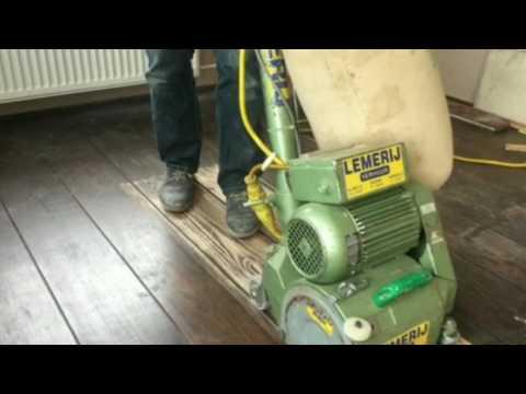 Vloer Laten Schuren : Houten vloer schuren bekijk hier onze handige tips
