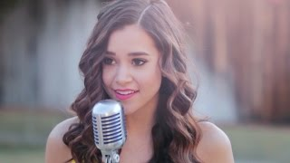 Repeat youtube video Cheap Thrills - Sia (cover) Megan Nicole