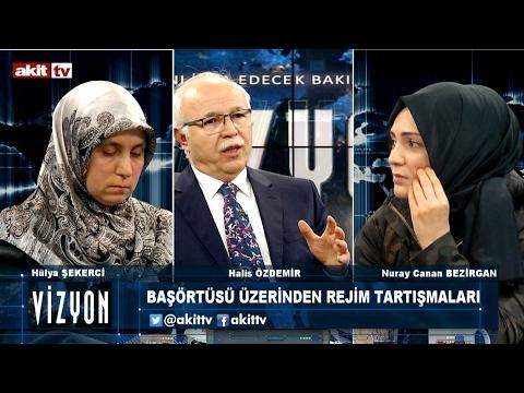Vizyon - Başörtüsü Mücadelesi Ve Gülen'in Başörtüsü Düşmanlığı