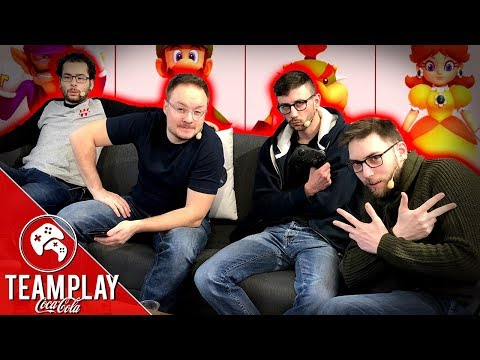 Cast par Jiraya : On règle nos comptes sur Mario Kart & Super Mario Party - Team Play Coca-Cola #11