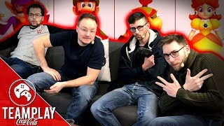 Cast par Jiraya : On règle nos comptes sur Mario Kart & Super Mario Party - Team Play Coca-Cola #11