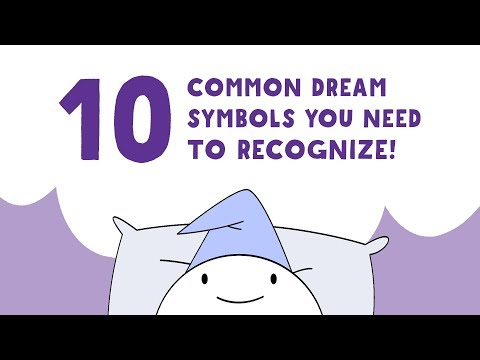 10 Common Dream Symbols You NEED to Recognize!