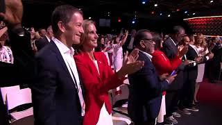 Attribution des Jeux olympiques à Paris, c'est officiel