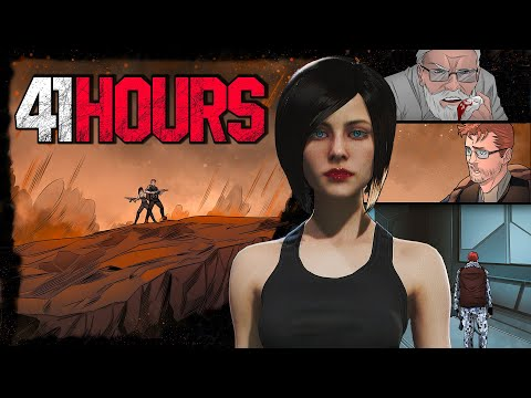 41 HOURS - Gameplay trailer 2021