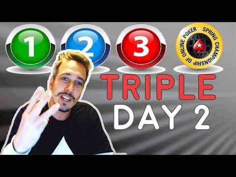 SCOOP 2018 - TRIPLE DAY 2's!