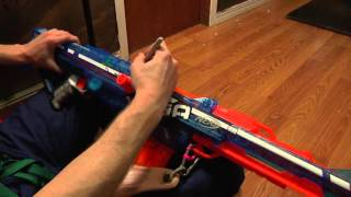 Nerf Centurion -  HvZ Stress Test - Can We Break It? #3 - Thunderdome