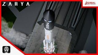 E01 - Kerbal Space Program | ISS Build | Zarya