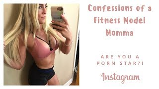 Confessions of a Fitness Model Momma: Are You a Porn Star?