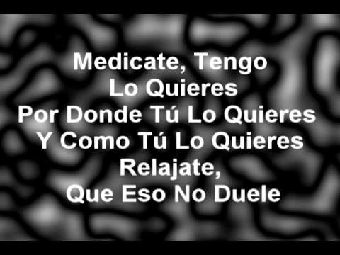 RX - Don Omar Ft. Kendo Kaponi Con Letra
