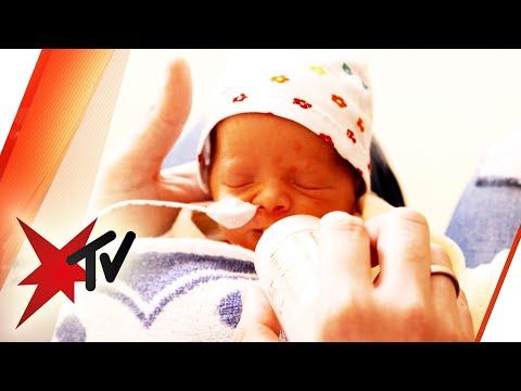 Geburt trotz Koma: