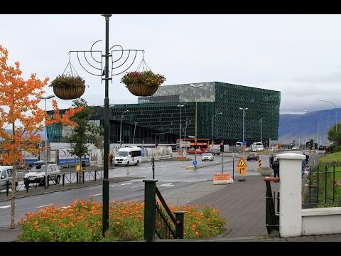 Harpa Gallery & Opera House, Reykjavik, Iceland