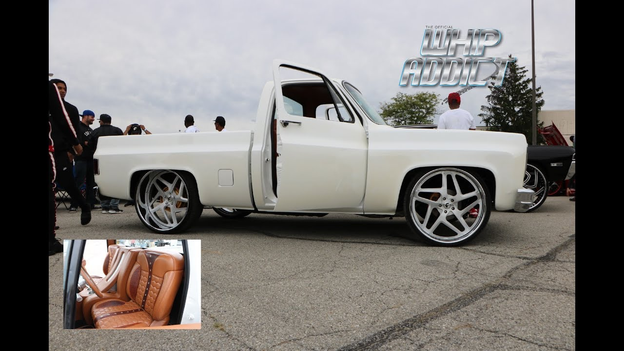 WhipAddict: Pearl White Chevy Silverado Short Bed on ...
