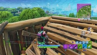 273 meters throw in Fortnite Battle Royale! My record!
