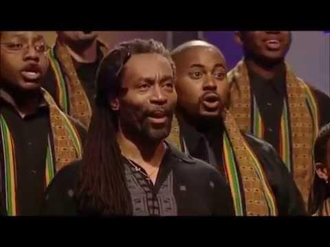 Hold on (trad)  The Kuumba Singers & Bobby McFerrin in Leipzig