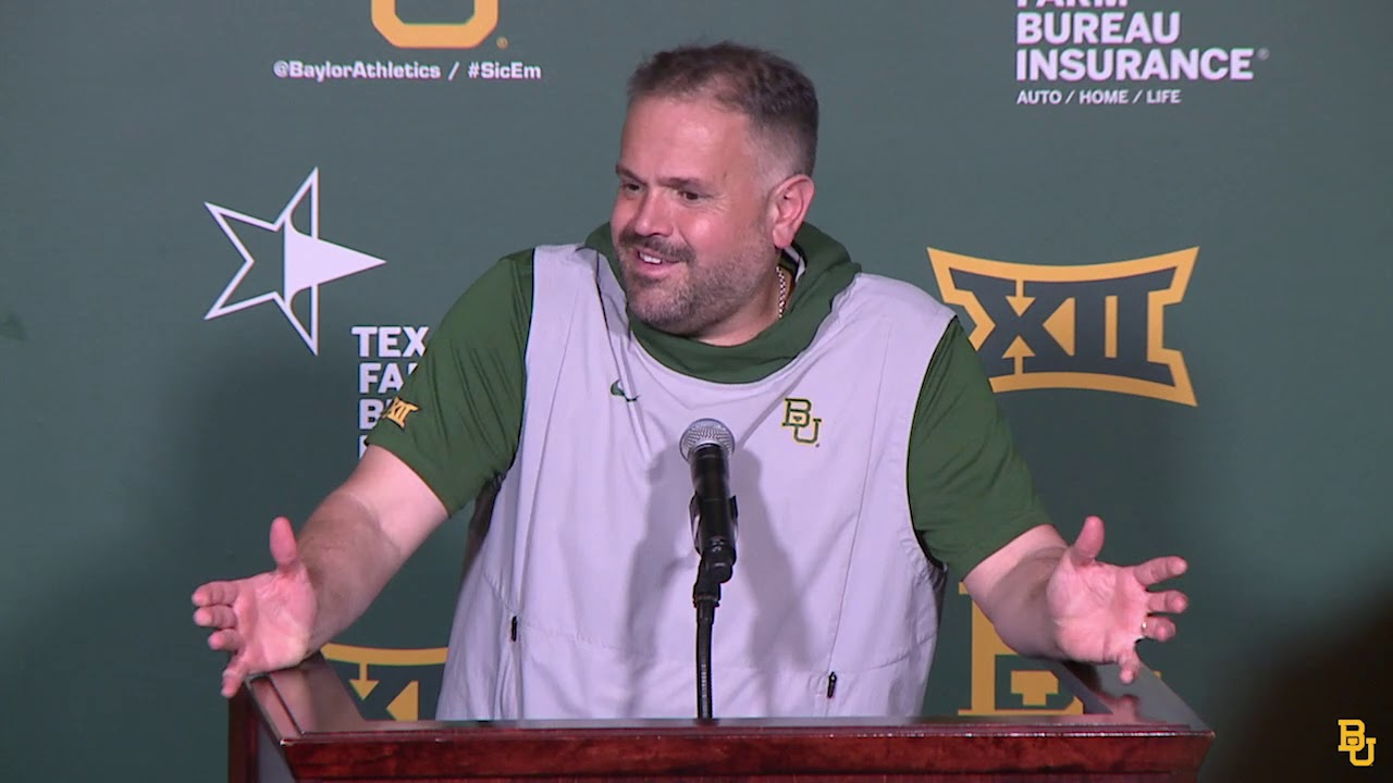Quotes of the Game: Baylor vs. Oklahoma