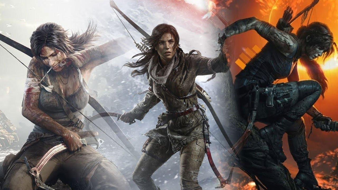 From Survivor To Predator How Lara Croft Has Changed Since Tomb Raider Youtube
