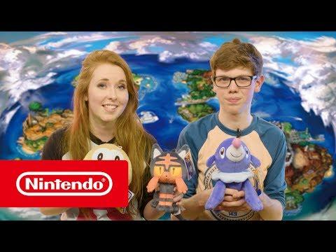 Pokémon Sun & Pokémon Moon Trainer Guide Episode 2 – Welcome To Alola