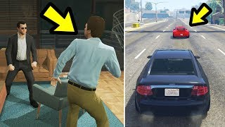 Where does Dr. Friedlander drive to if you let him escape in GTA 5?...